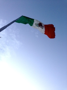 Mexican flag edited